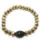 Pave Stretch Bracelet